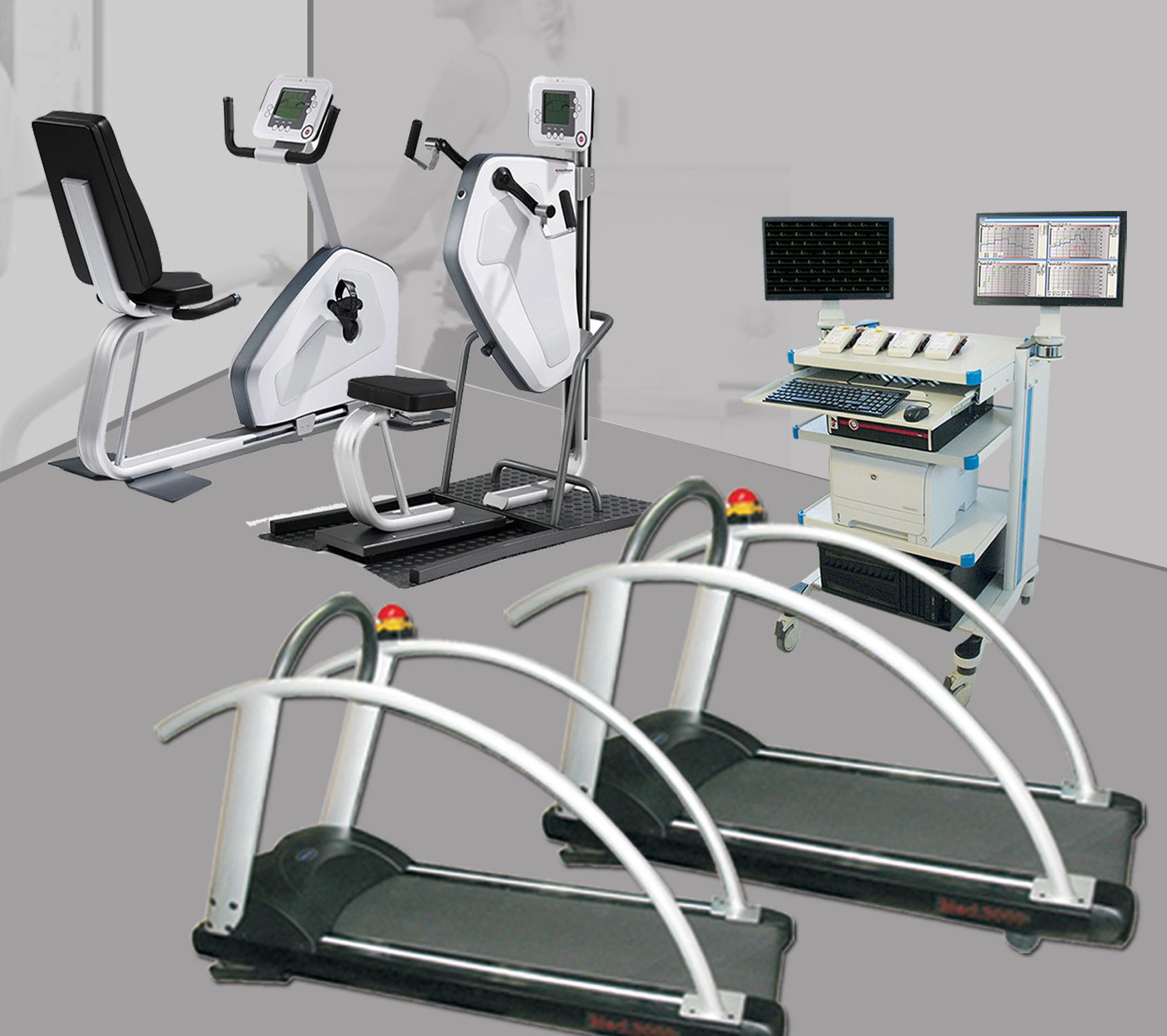 سیستم 4 تایی بازتوانی قلبی