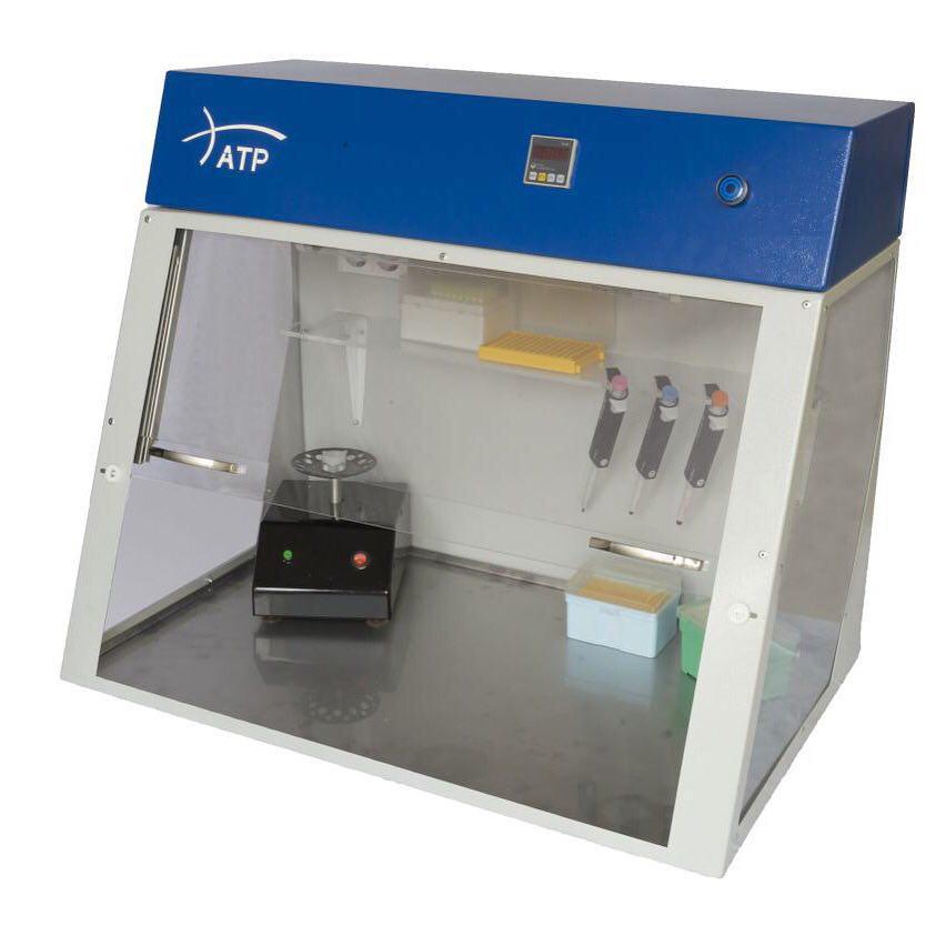 اتاقک یو وی -PCR workstation