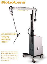ربات دستیار در جراحی لاپاروسکوپی (روبولنز)