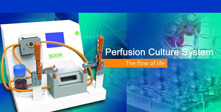 سیستم پرفیوژن کشت بافت (بیوراکتور کشت بافت)