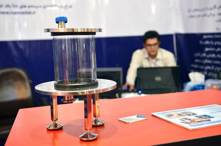 حضور شرکت نانوآداک در پنجمین نمایشگاه تجهیزات و مواد آزمایشگاهی ساخت ایران